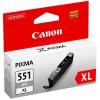 Cartouche d'encre Gris Original Canon 6447B001 (CLI-551XL GY)