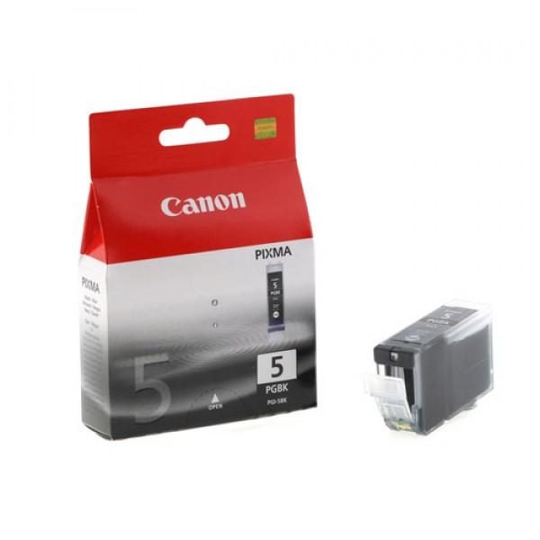 Cartouche d'encre Noir Original Canon 0628B001 (PGI-5BK)