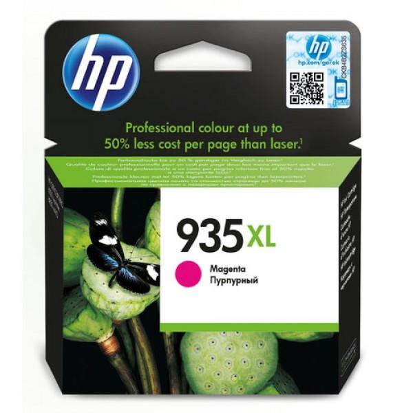 Cartouche d'encre magenta originale HP C2P25AE (935XL)