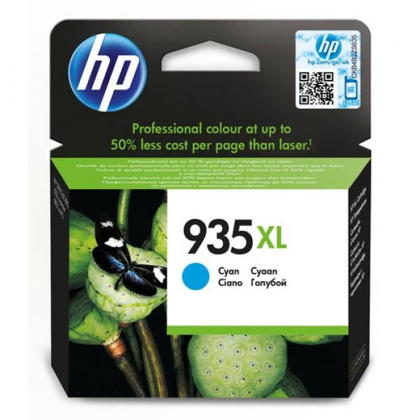 Cartouche d'encre cyan originale HP C2P24AE (935XL)