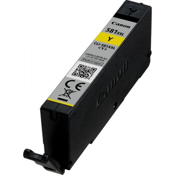 Canon CLI-581Y XXL 11.7ml Jaune cartouche d'encre
