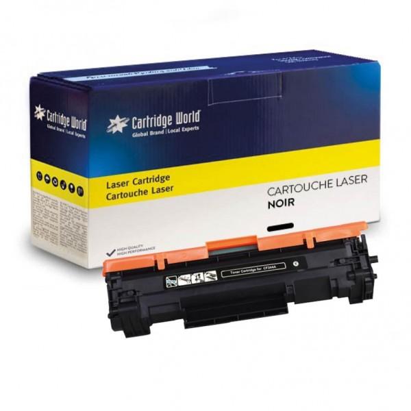 Cartouche de toner Noir Cartridge World compatible HP 44A (CF244A)