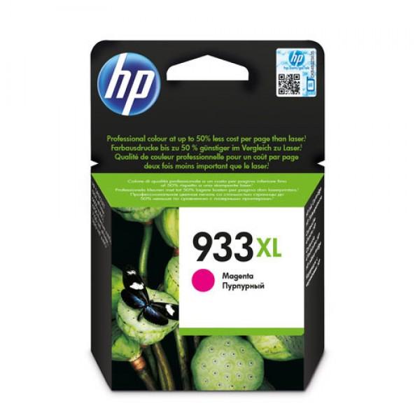 Cartouche d'encre magenta originale HP CN055AE (933XL)