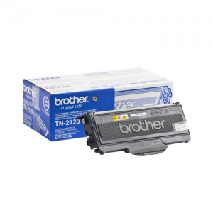 Cartouche de toner Noir Original Brother TN2120