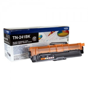 Cartouche de toner Noir Original Brother TN-241BK