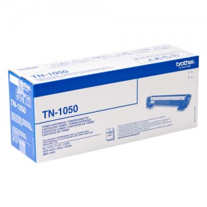 Cartouche de toner Noir Original Brother TN1050