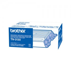 Cartouche de toner Noir Original Brother TN3130