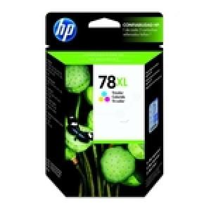 Cartouche d'encre 3 couleurs Original HP 78XL (C6578A)