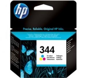 Cartouche d'encre 3 couleurs Original HP 344 (C9363EE)