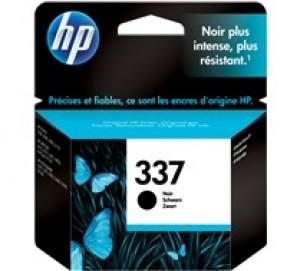 Cartouche d'encre Noir Original HP 337 (C9364E)