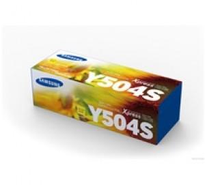 Cartouche de toner Yellow Original Samsung CLT-Y504S