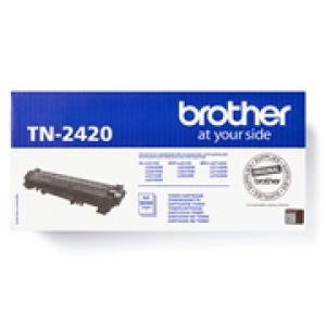 Cartouche de toner Noir Original Brother TN-2420