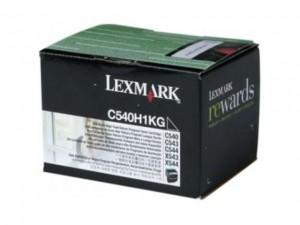 Cartouche Toner Noir Original LEXMARK C540H1KG