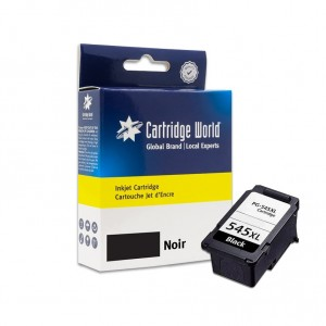 Cartouche d'encre Noir Cartridge World compatible Canon PG-545XL