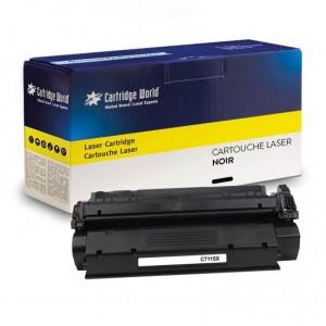 Cartouche de toner Noir Cartridge World compatible Canon C7115X/EP25