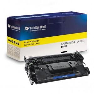 Cartouche de toner Noir Cartridge World compatible HP 26X (CF226X)