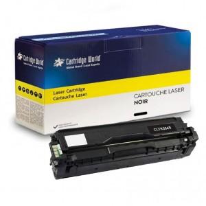 Cartouche de toner Noir Cartridge World compatible Samsung CLT-K504S