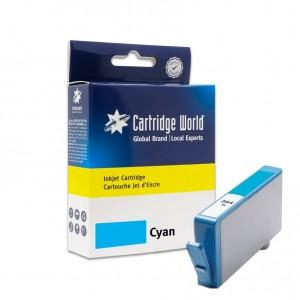 Cartouche d'encre Cyan Cartridge World compatible HP 364XL (CN685)