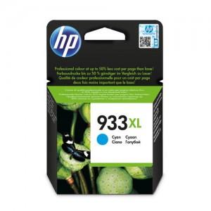 Cartouche d'encre Cyan Original HP CN054AE (HP 933XL)