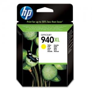 Cartouche d'encre Jaune Original HP C4909AE (HP 940XL)