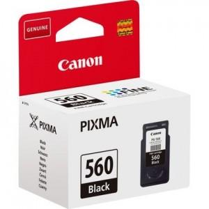 Cartouche d'encre Noir Original Canon PG-560