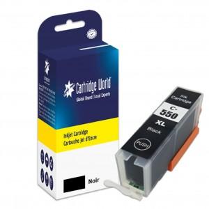 Cartouche d'encre Noir Cartridge World compatible Canon PGI-550XL