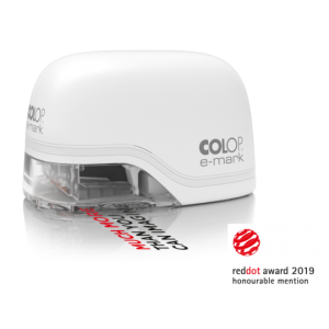 COLOP e-mark, mini-imprimante pour marquage mobile
