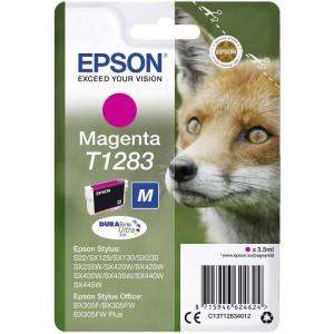 Cartouche d'encre Magenta Original Epson C13T12834012 (T1283)