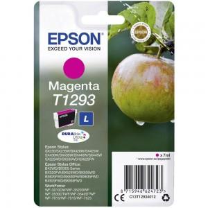 Cartouche d'encre Magenta Original Epson T1293 Pomme