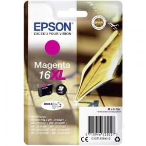 Cartouche d'encre Magenta Original Epson T16XL