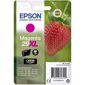 Cartouche d'encre Magenta Original Epson C13T29934012 (29XL)