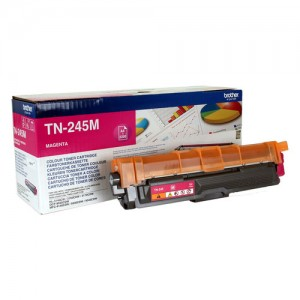 Cartouche de toner Magenta Original Brother TN245M