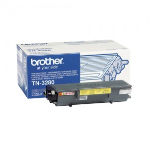 Cartouche de toner Noir Original Brother TN-3280