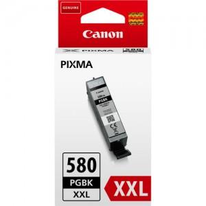 Cartouche d'encre Noir Original Canon PGI-580XXL (1970C001)