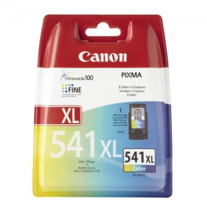 Cartouche d'encre 3 couleurs Original Canon 5226B005 (CL-541XL)