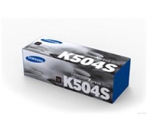 Cartouche de toner Noir Original Samsung CLT-K504S