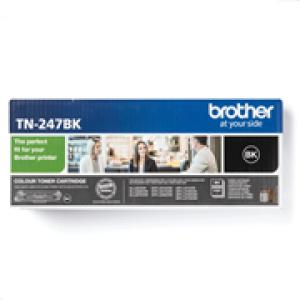 Cartouche de toner Noir Original Brother TN-247BK