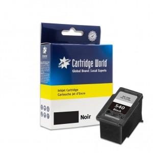 Cartouche d'encre Noir Cartridge World compatible Canon PG-540XL