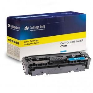 Cartouche de toner Cyan Cartridge World compatible HP CF411A