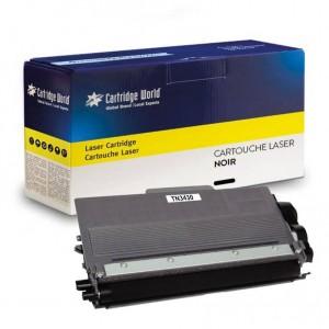 Cartouche de toner Noir Cartridge World compatible Brother TN-3480 / TN-3430