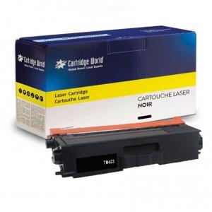 Cartouche de toner Noir Cartridge World compatible Brother TN-421 / TN-423 / TN-426