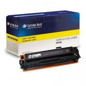 Cartouche de toner Noir Cartridge World compatible Canon CB540A/EP716