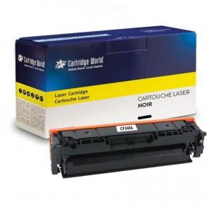 Cartouche de toner Noir Cartridge World compatible HP 203X (CF540X)