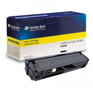 Cartouche de toner Noir Cartridge World compatible Samsung MLT-D101S