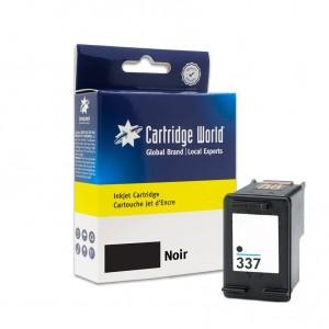 Cartouche d'encre Noir Cartridge World compatible HP 337 (C9364)