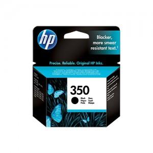 HP 350 Noir cartouche d'encre
