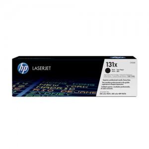 Cartouche de toner Noir Original HP CF210X (HP 131X)