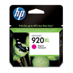 HP 920XL cartouche d'encre magenta grande capacité authentique