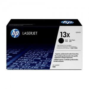 Cartouche de toner Noir Original HP Q2613X (HP 13X)