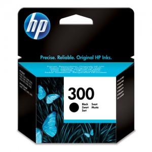 Cartouche d'encre noire originale HP CC640EE (300)